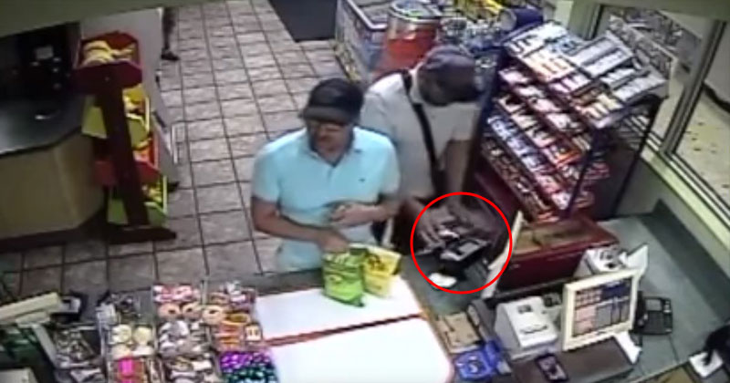 This is How Fast Thieves Can Place a Credit Card Skimmer