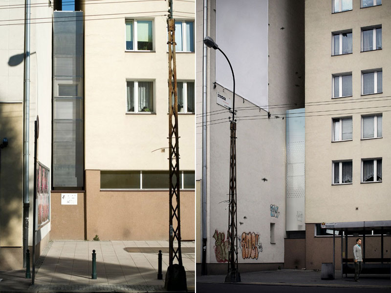 worlds skinniest house keret house in warsaw poland (1)