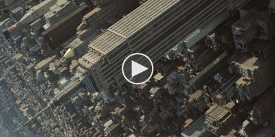 Aerial Views of New York from Interesting and Unusual Angles