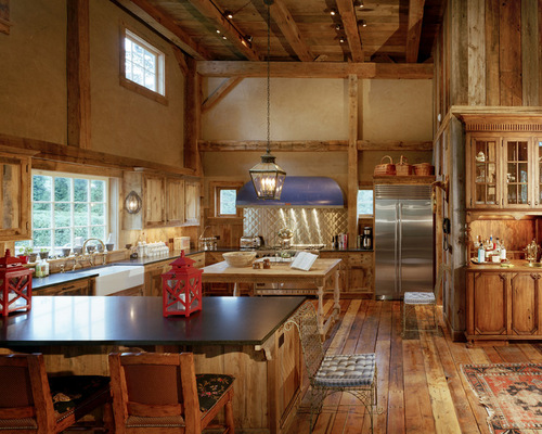 Dilapidated 1860s Barn Gets Revived Into Amazing