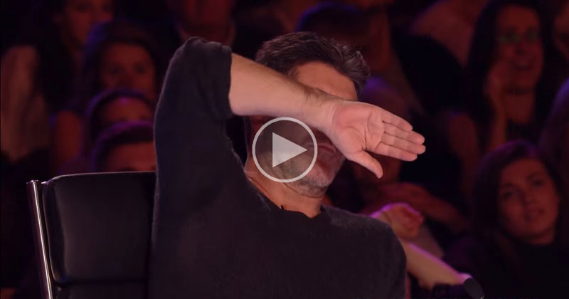 This Britain's Got Talent Audition Was So Intense No One Could Bear to Watch