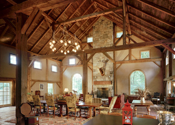 breathtaking barn conversion architecture | Dilapidated 1860s Barn Gets Revived Into Amazing ...