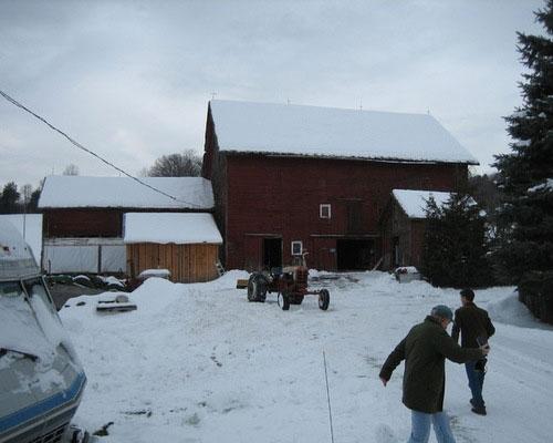 Douglas VanderHorn Architects barn conversion houzz (8)