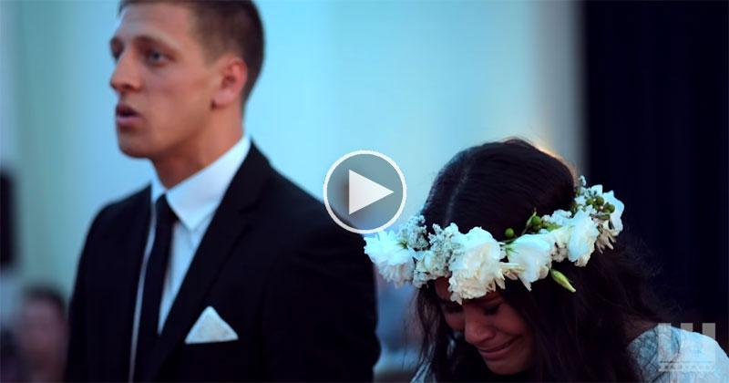 Emotional Wedding Haka Brings Maori Bride toTears