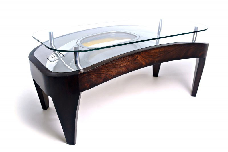 fallen furniture made from old salvaged and reclaimed airplane parts (11)