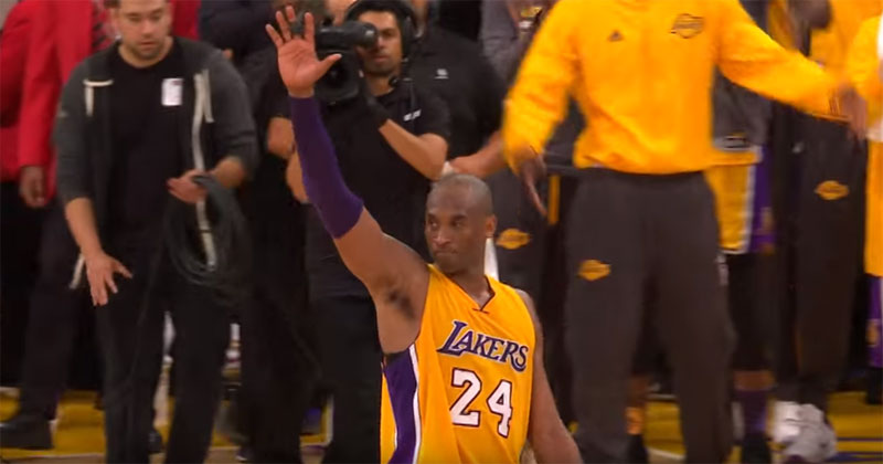 Every Glorious Highlight from Kobe's 60 Point Final Game