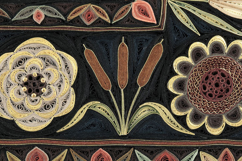 paper filigree quilling oriental rugs by lisa nilsson (1)
