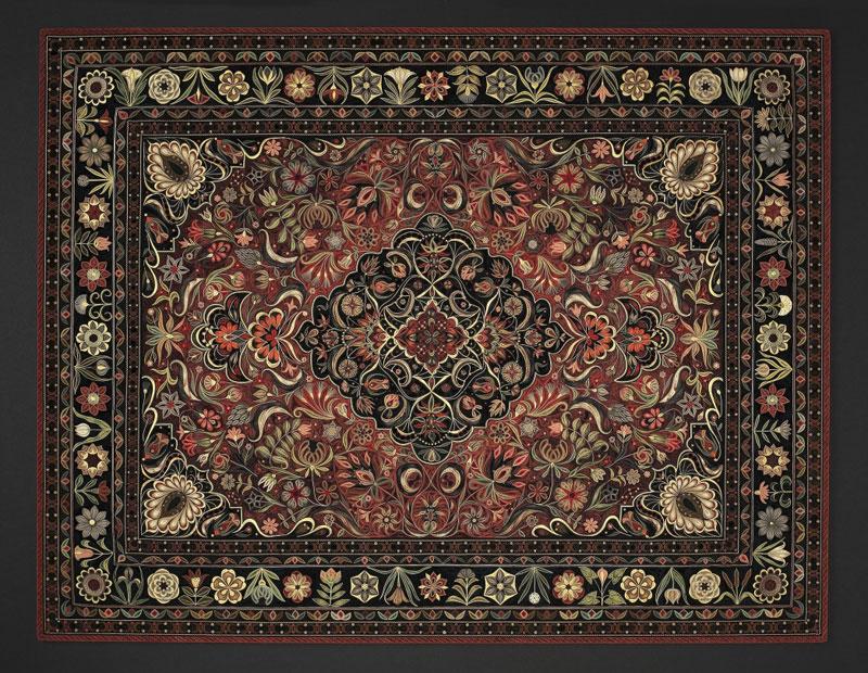 Oriental Rugs 5u0027 7 X 7u0027 10 Kazak Rug