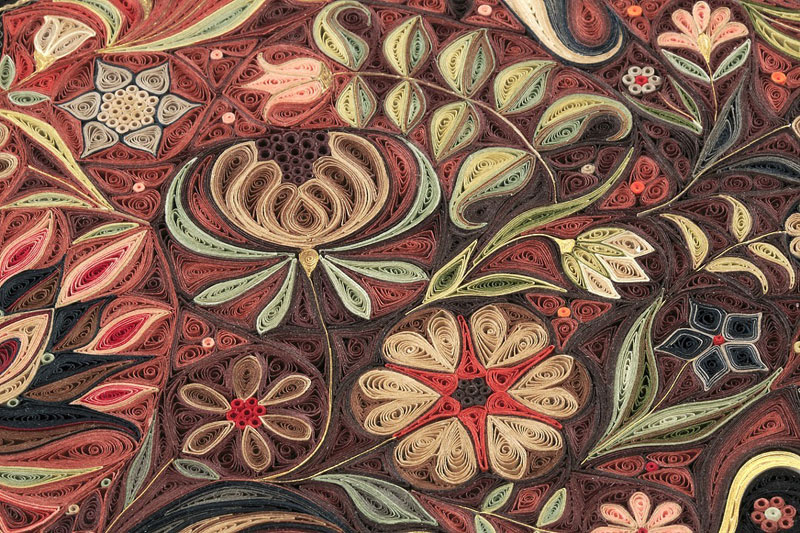 paper filigree quilling oriental rugs by lisa nilsson (4)