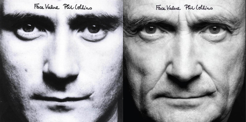 phil collins recreates album covers by patrick balls (4)