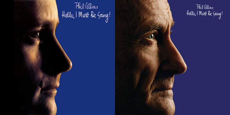 phil collins recreates album covers by patrick balls (5)