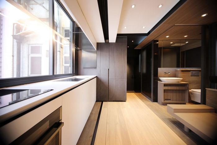 Smart Transformable Microflat by LAAB Architects (1)