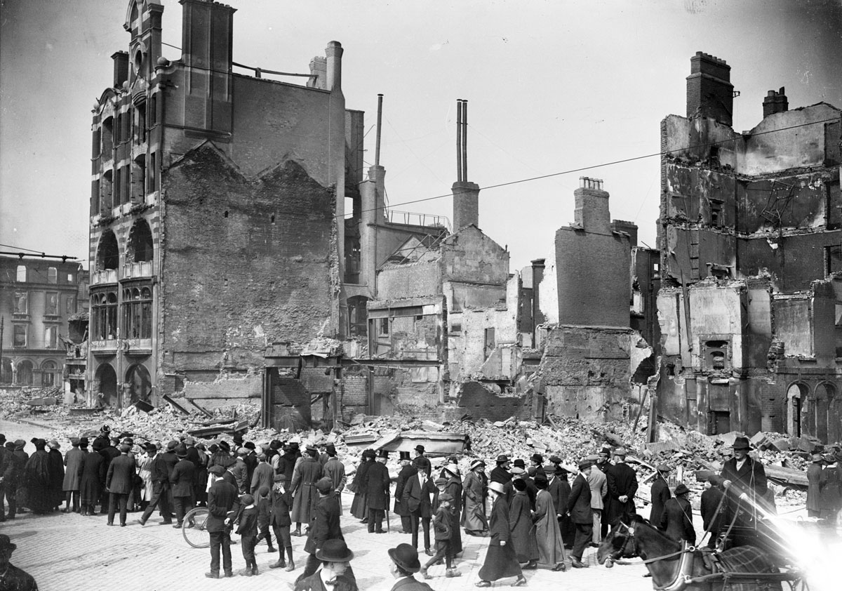 vintage High Res Photos of Dublin from 100 Years Ago (11)