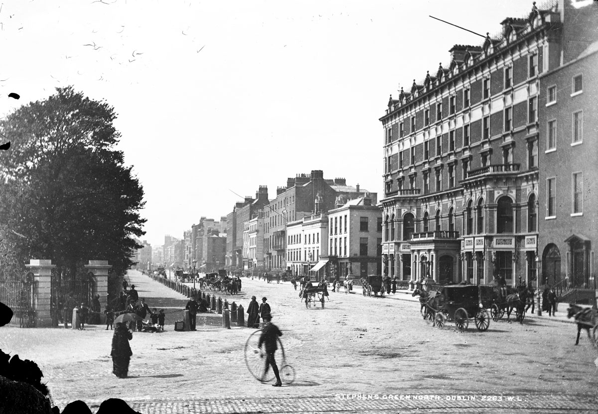 vintage High Res Photos of Dublin from 100 Years Ago (13)