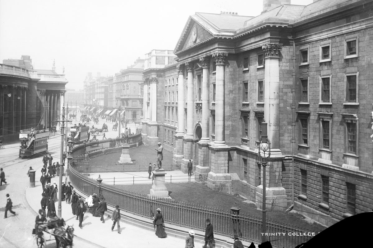 vintage High Res Photos of Dublin from 100 Years Ago (19)