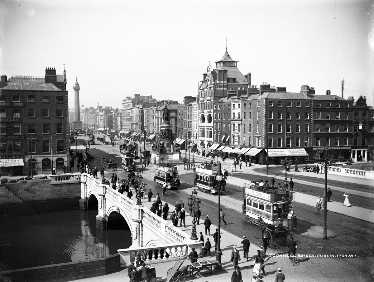 vintage High Res Photos of Dublin from 100 Years Ago (2) «TwistedSifter d602a03d1