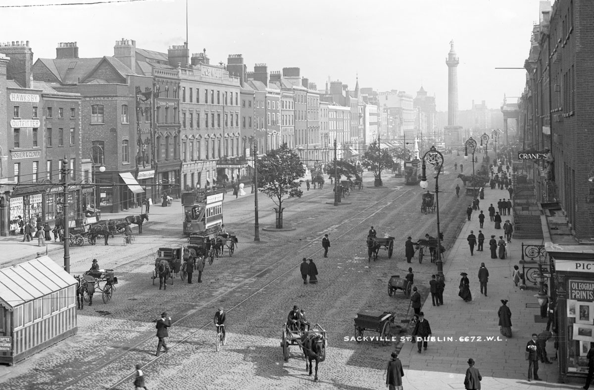 vintage High Res Photos of Dublin from 100 Years Ago (3)