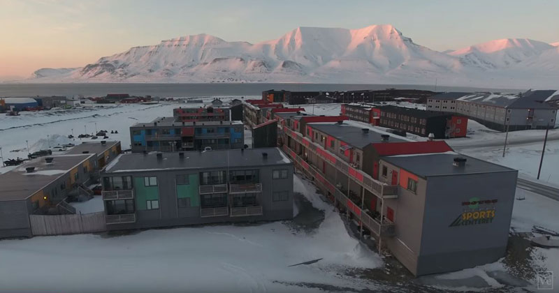 Welcome to Longyearbyen, the Northernmost Town onEarth