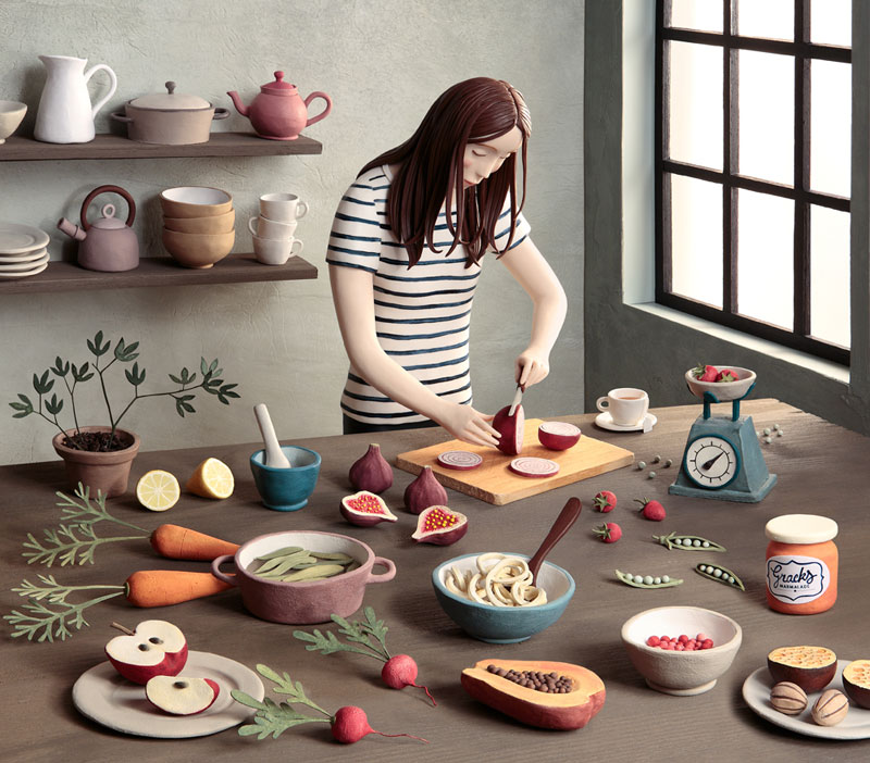 clay illustrations by Irma Gruenholz (13)
