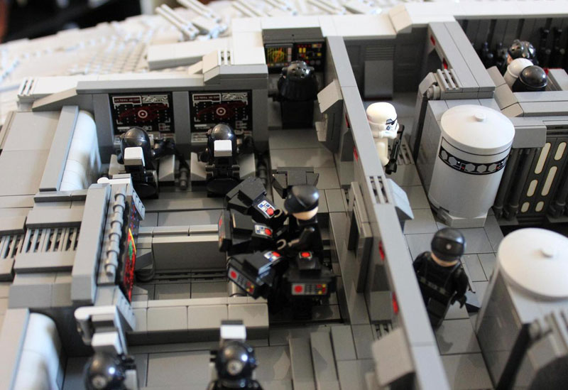 Guy Builds Amazing Lego Star Destroyer With Three-Level Interior (10)