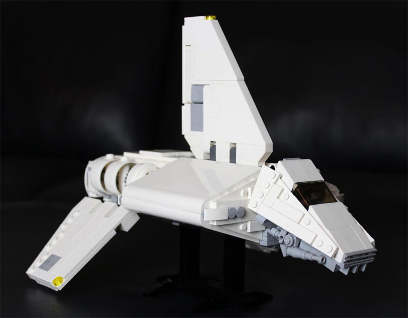 Guy Builds Amazing Lego Star Destroyer With Three-Level Interior (18)