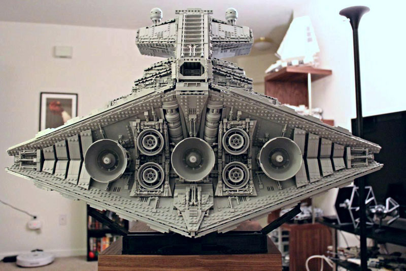 Guy Builds Amazing Lego Star Destroyer With Three-Level Interior (3)