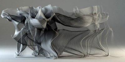 Kung Fu Motion Visualizations by TobiasGremmler
