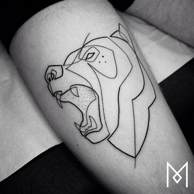one line tattoos by mo ganji (17)