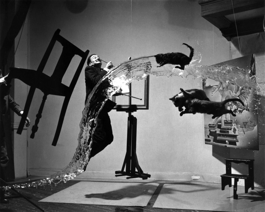 Picture of the Day: Dali Atomicus, 1948