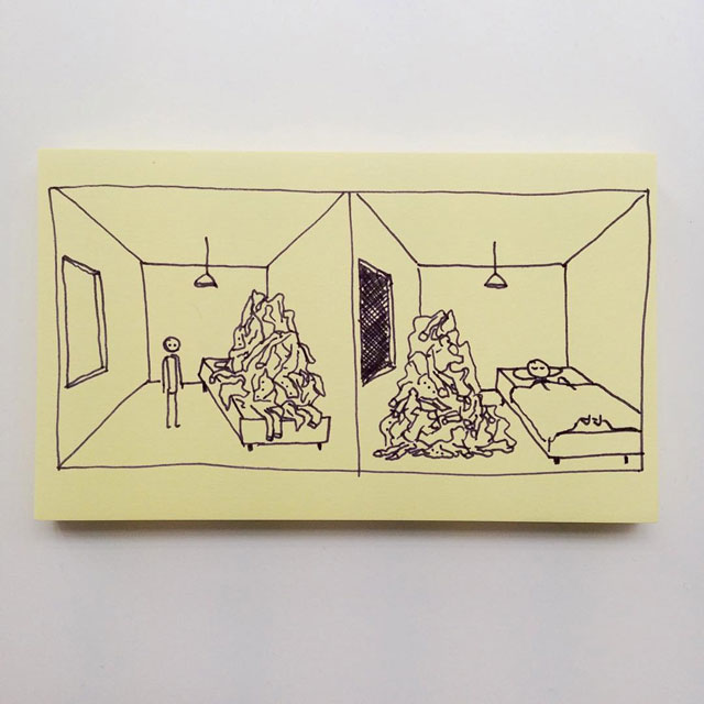sticky life illustrations about adult life by chaz hutton (12)