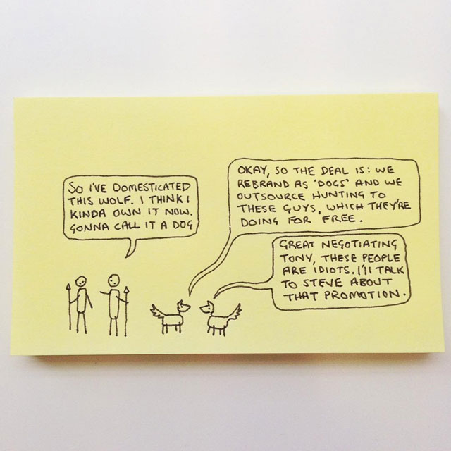 sticky life illustrations about adult life by chaz hutton (13)