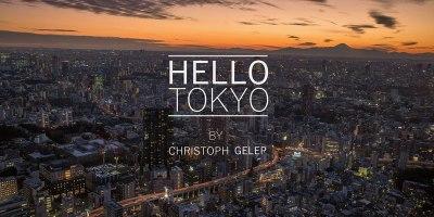 A Mesmerizing Hyperlapse Tour Through the TokyoMetropolis