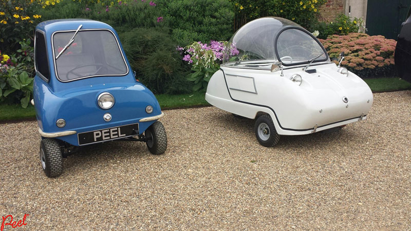 worlds smallest car peel p50 (1) «TwistedSifter