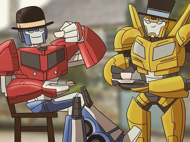 16 - Transformers Prim