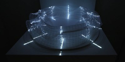 3D Printed Zoetrope Uses Light Projection to Bring Dancers to Life