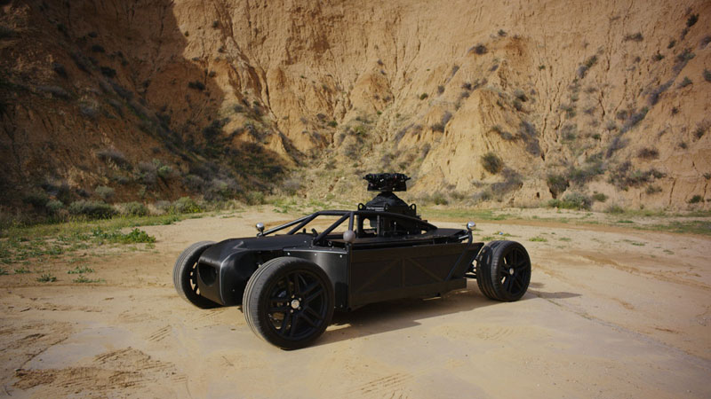 This Shapeshifting CGI Vehicle Can Morph Into Any Car in the World