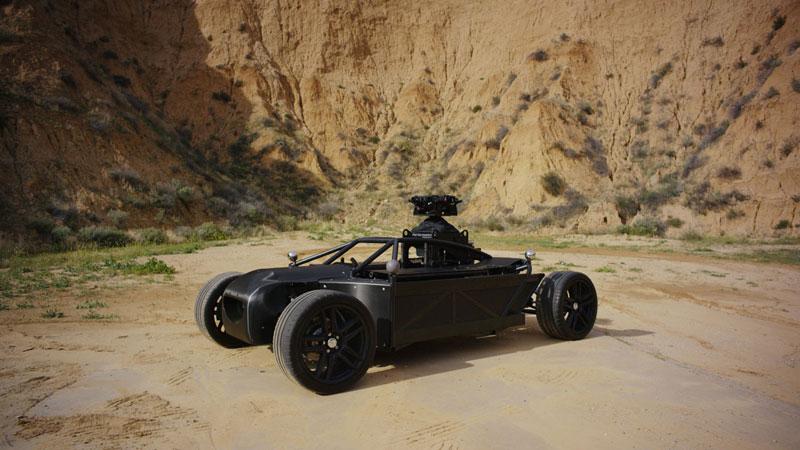 blackbird Shapeshifting CGI Vehicle Can Morph Into Any Car (1)