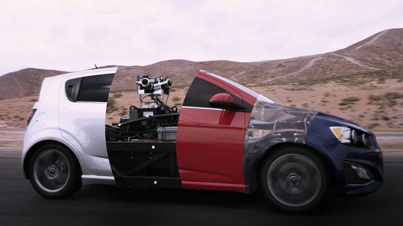 blackbird Shapeshifting CGI Vehicle Can Morph Into Any Car (2)