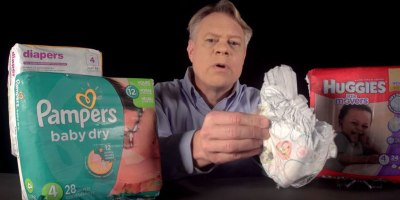 The Engineering Behind the Disposable Diaper is Actually PrettyRemarkable