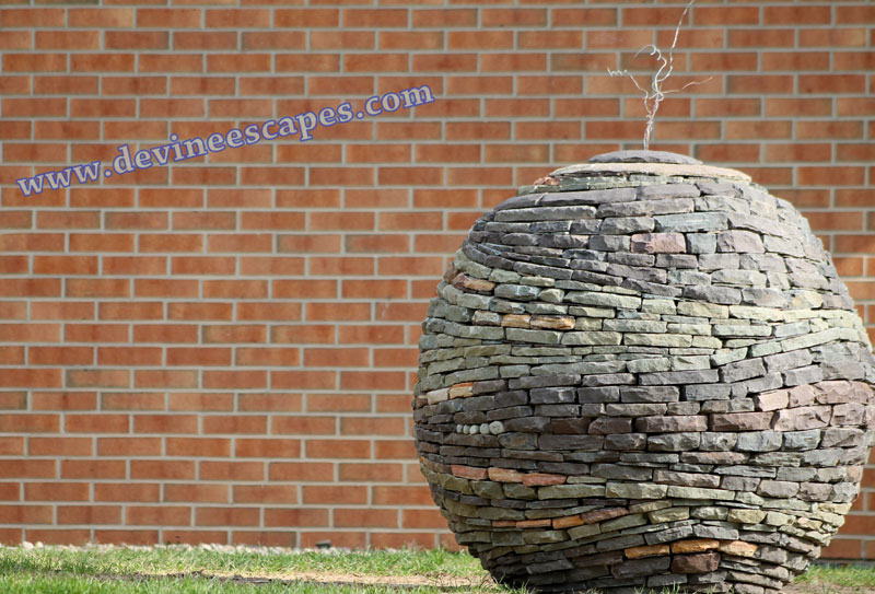 dry stone garden spheres by devin devine (6)
