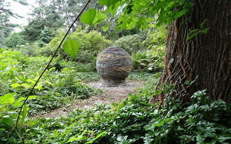 Dry Stone Garden Spheres By Devin Devine 9 Twistedsifter