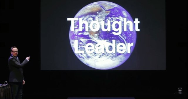 This Parody of Every TED Talk Ever is Priceless
