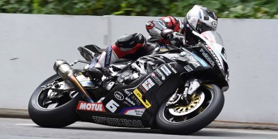 Onboard with the Fastest Lap Ever at the Isle of Man TTRace