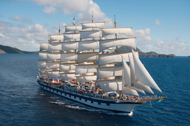 royal clipper the largest full rigged sailing ship in the world (2)