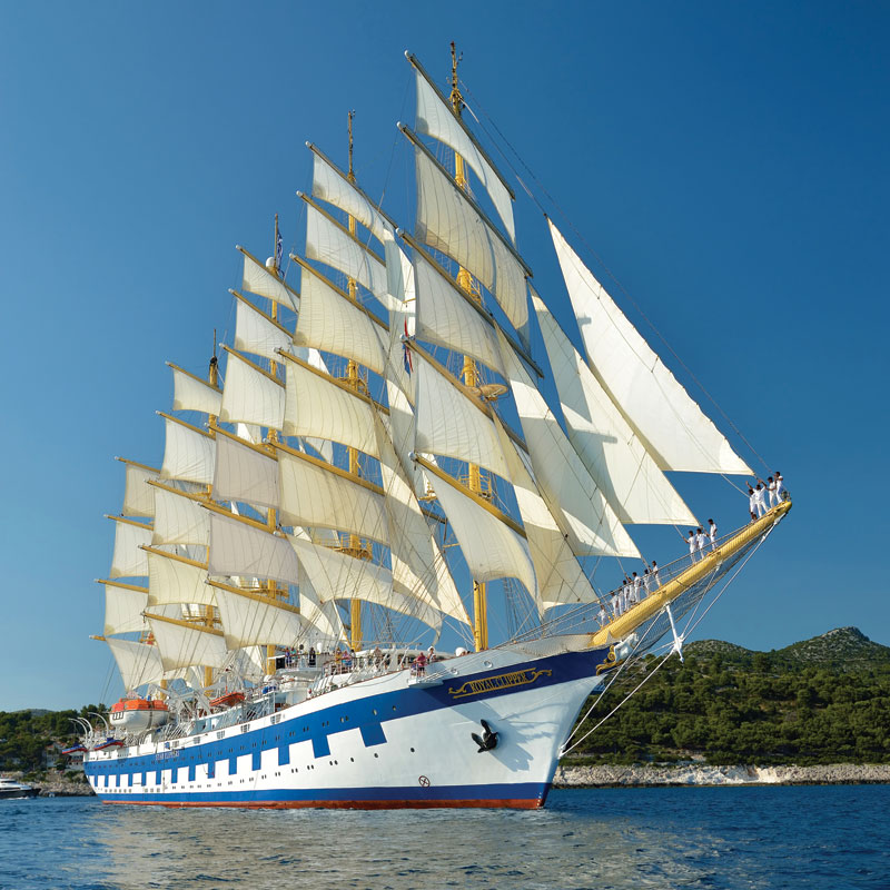 royal clipper the largest full rigged sailing ship in the world (5)