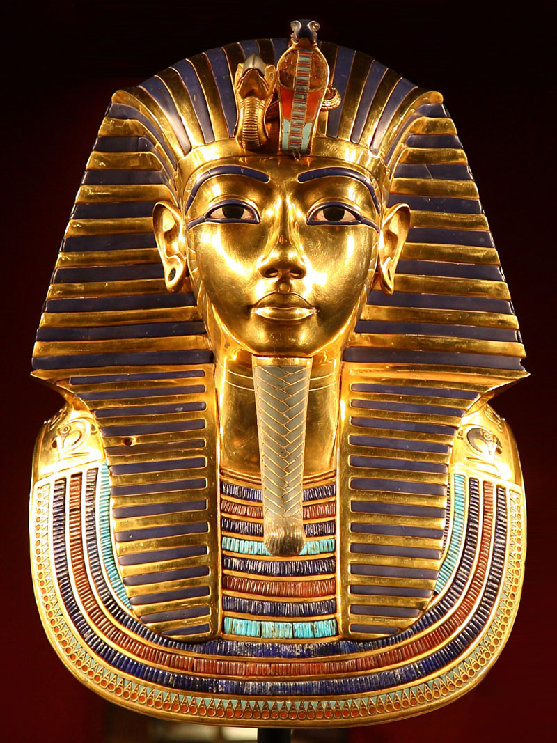 Scientists Confirm King Tut's 3300-year-Old Dagger Made from