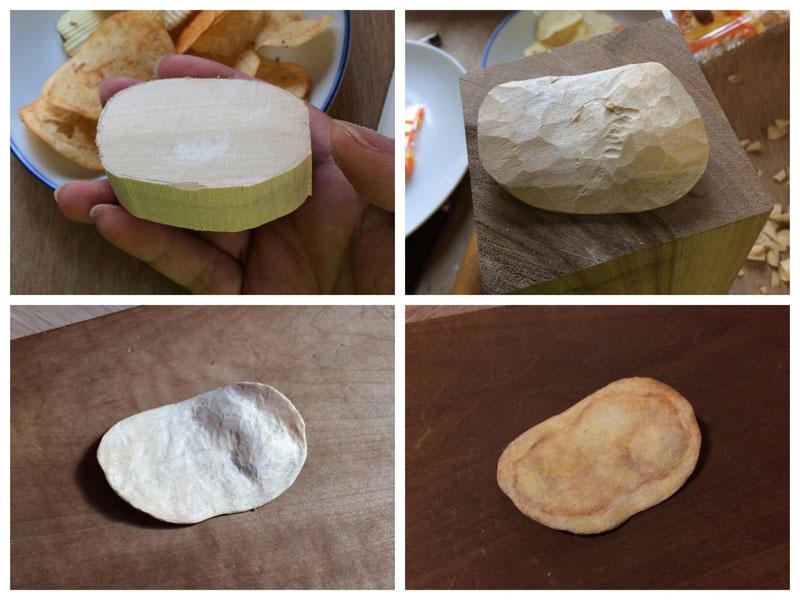 wooden food carvings by seiji kawasaki (26)