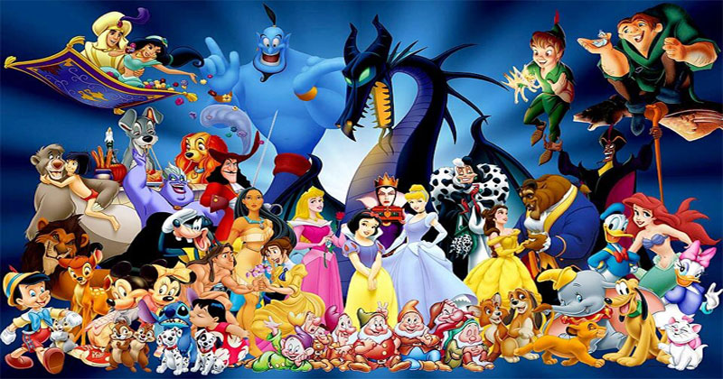 25 Years of Disney in One Glorious Mashup