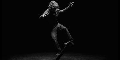 Skate Legend Rodney Mullen Debuts New Tricks Inside 360 CameraDome