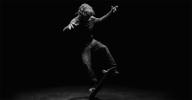 Skate Legend Rodney Mullen Debuts New Tricks Inside 360 Camera Dome